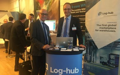 Log-hub at the 35. BVL International Supply Chain Conference 2018